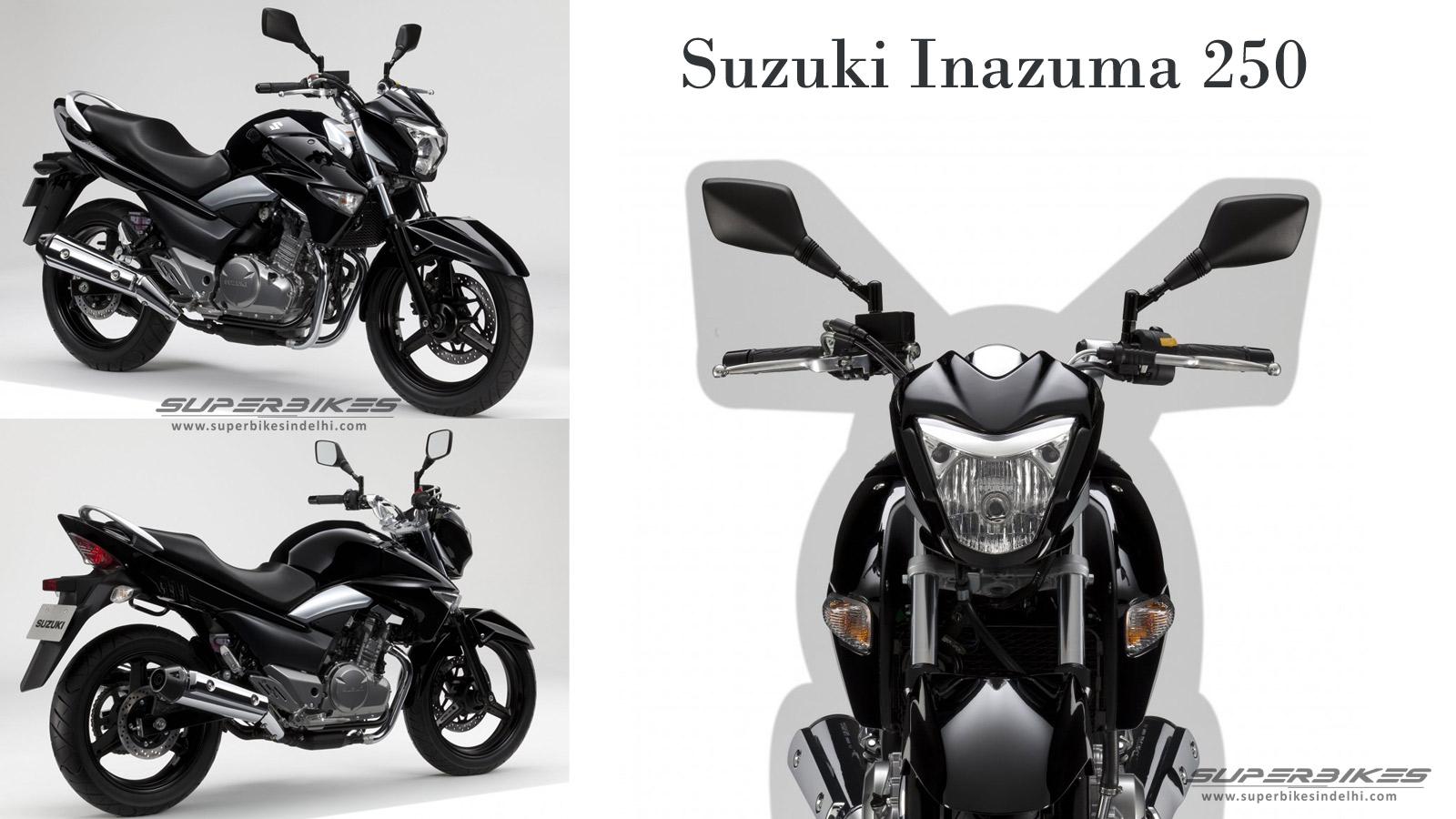 Harga Suzuki Inazuma 250 :: Spesifikasi Suzuki Inazuma 250